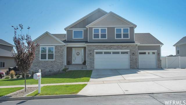 1564 S Sage View Ct W, Saratoga Springs, UT 84045 (MLS #1756495) :: Summit Sotheby's International Realty