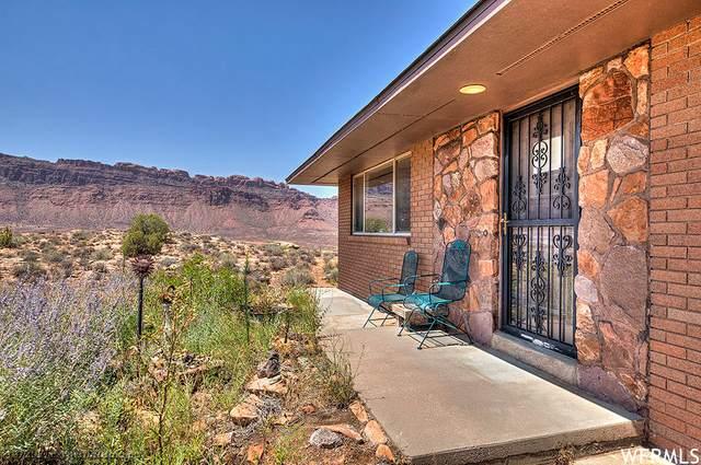 1230 W Kayenta Dr, Moab, UT 84532 (MLS #1756585) :: Lookout Real Estate Group
