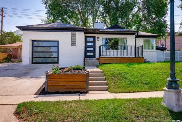 2133 Broadmoor St, Salt Lake City, UT 84109 (#1756700) :: goBE Realty