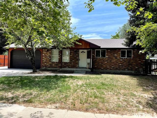604 E Hilo St, Sandy, UT 84070 (#1756711) :: Pearson & Associates Real Estate
