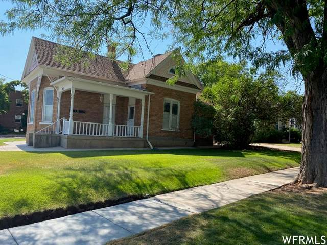 93 W 200 S, Cedar City, UT 84720 (#1756718) :: Utah Best Real Estate Team   Century 21 Everest