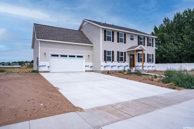 781 E 800 S #12, Preston, ID 83263 (#1756770) :: Berkshire Hathaway HomeServices Elite Real Estate