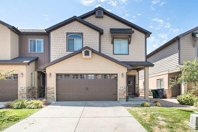 1779 W 850 S, Orem, UT 84059 (#1756772) :: Berkshire Hathaway HomeServices Elite Real Estate