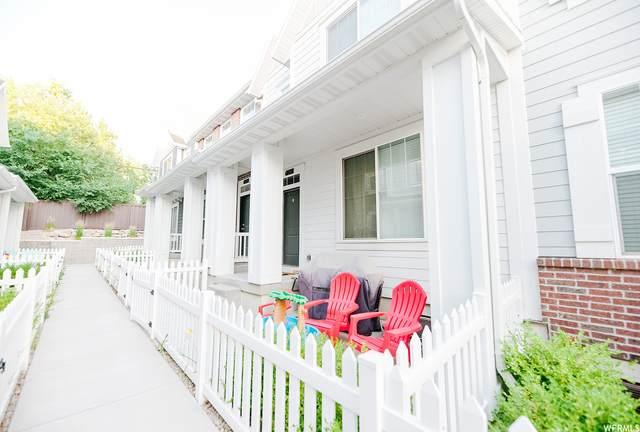285 E Brigham Ln N, North Salt Lake, UT 84054 (#1756785) :: Utah Real Estate