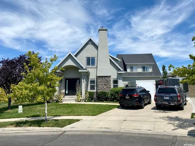 4588 N Briarwood Ln W, Lehi, UT 84043 (#1756788) :: Powder Mountain Realty