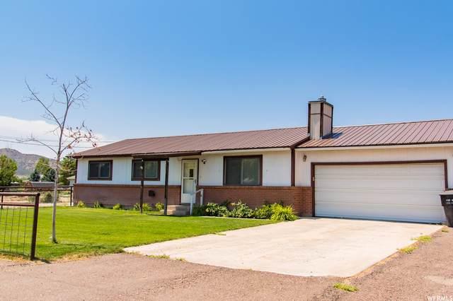1421 N 3000 W, Vernal, UT 84078 (#1756807) :: Utah Real Estate