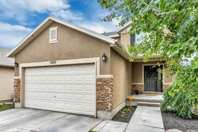 4587 W Mina Deoro Dr S, Herriman, UT 84096 (#1756810) :: Utah Real Estate
