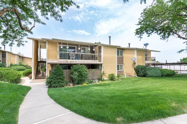 357 E Peach Ln, Bountiful, UT 84010 (#1756821) :: Utah Real Estate