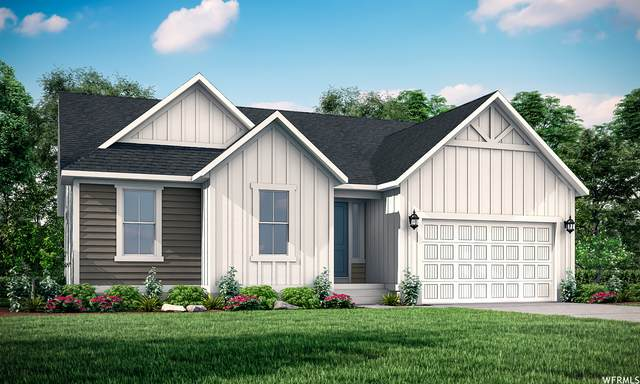 3022 W 2650 N, Clinton, UT 84015 (#1756824) :: Berkshire Hathaway HomeServices Elite Real Estate