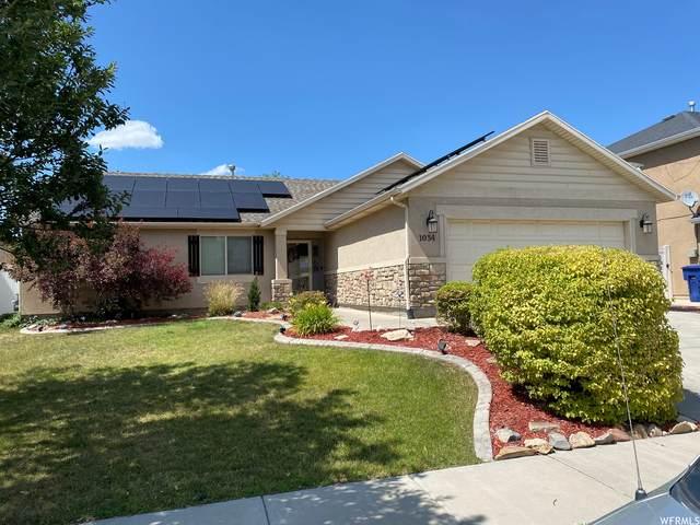 1034 W Windsor Dr N, North Salt Lake, UT 84054 (#1756833) :: Utah Real Estate