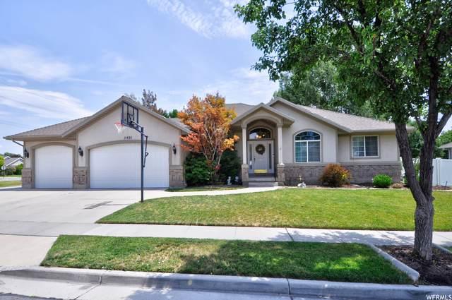 11421 S Chapel Rim Way W, South Jordan, UT 84095 (#1756834) :: Berkshire Hathaway HomeServices Elite Real Estate