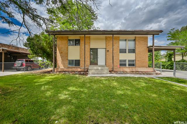 4156 W Wendy Ave S, West Valley City, UT 84120 (#1756842) :: The Lance Group