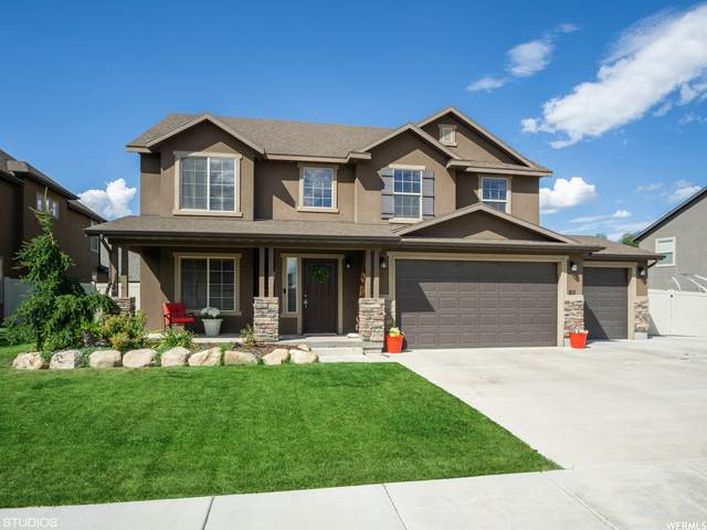 811 E Sandhill Ct, Lehi, UT 84043 (#1756860) :: Powder Mountain Realty