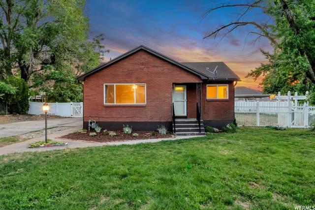 4949 S 300 W, Washington Terrace, UT 84405 (#1756863) :: Powder Mountain Realty