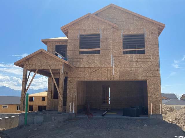 6081 W Oquirrh Ridge Road Rd S #254, West Jordan, UT 84081 (#1756898) :: Utah Real Estate