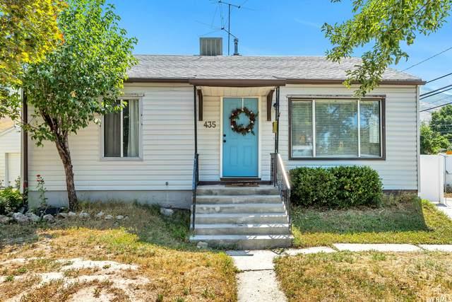 435 S Utah Ave, Provo, UT 84606 (#1756910) :: Livingstone Brokers
