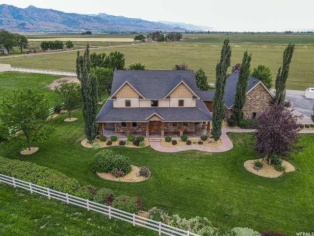 444 E 4800 S, Preston, ID 83263 (#1756928) :: Utah Best Real Estate Team   Century 21 Everest
