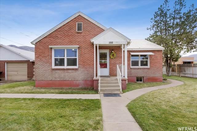 198 N State St, Morgan, UT 84050 (#1756951) :: Utah Real Estate