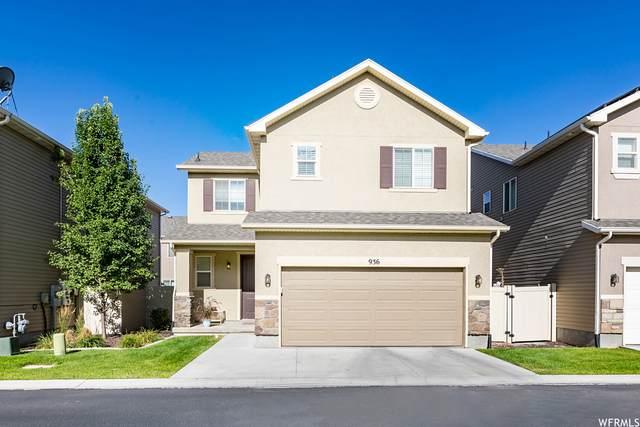 936 W Stonehaven Dr, North Salt Lake, UT 84054 (#1756970) :: Utah Real Estate