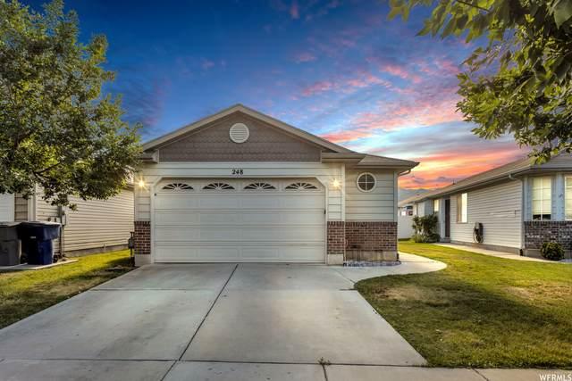 248 N Foxboro Dr W, North Salt Lake, UT 84054 (#1756984) :: Utah Real Estate