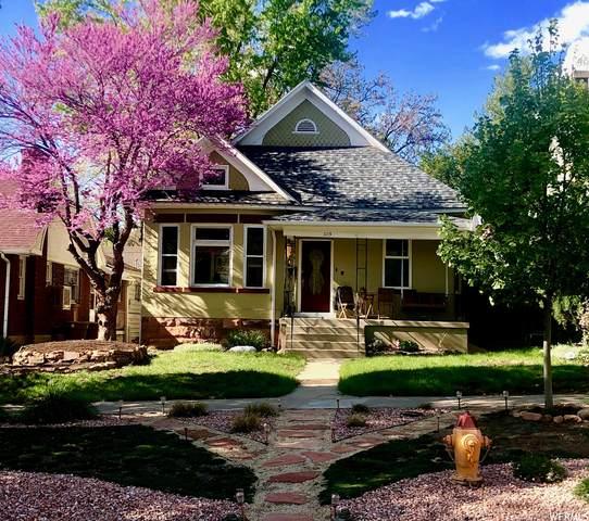 1115 E 200 S, Salt Lake City, UT 84102 (#1756988) :: Utah Real Estate