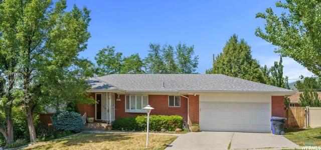 683 E 100 N, Bountiful, UT 84010 (#1757007) :: Utah Real Estate