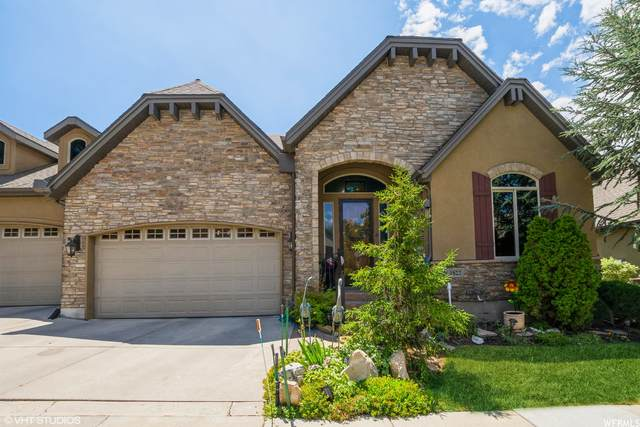 1822 E Holladay Farm Ln S #14, Holladay, UT 84117 (#1757011) :: Exit Realty Success