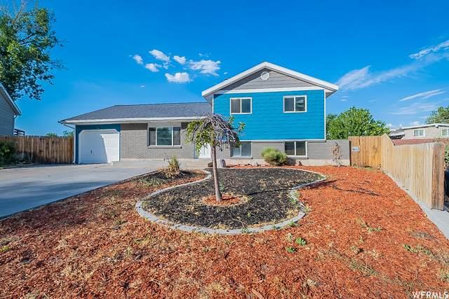 3254 W Rushton Ln, Taylorsville, UT 84129 (#1757021) :: Utah Dream Properties