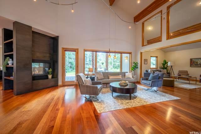 1201 Cutter Ln, Park City, UT 84098 (#1757024) :: Berkshire Hathaway HomeServices Elite Real Estate