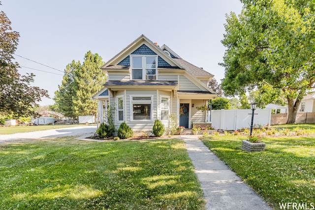 65 W 100 N, Hyde Park, UT 84318 (#1757047) :: Doxey Real Estate Group