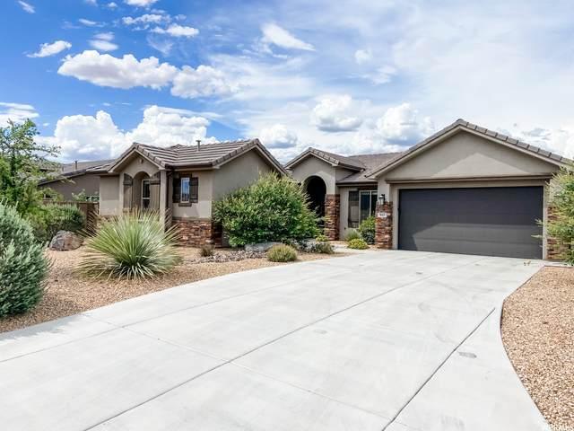 941 N Mountainside Ave, Washington, UT 84780 (#1757061) :: Berkshire Hathaway HomeServices Elite Real Estate