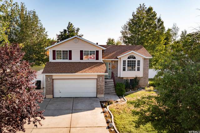478 N 360 W, Clearfield, UT 84015 (#1757075) :: Red Sign Team