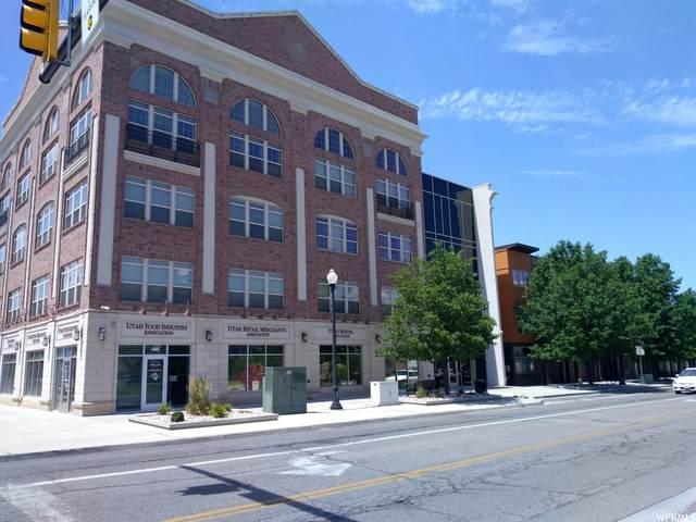 4276 S Main St #305, Salt Lake City, UT 84107 (#1757078) :: Belknap Team