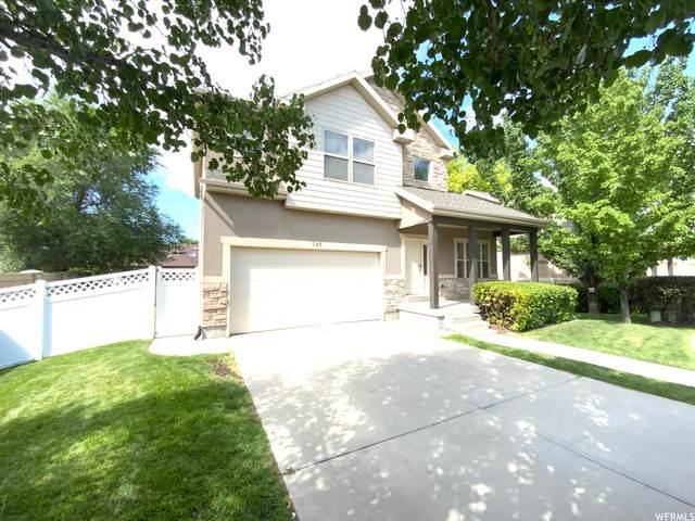 743 E Leafwood Ln S, Sandy, UT 84094 (#1757079) :: Berkshire Hathaway HomeServices Elite Real Estate
