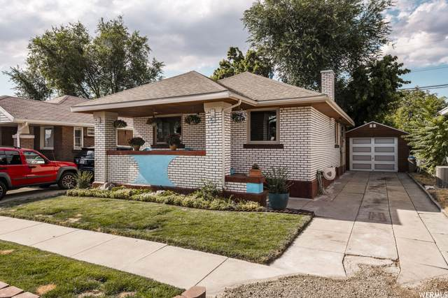 53 E Redondo Ave, Salt Lake City, UT 84115 (#1757081) :: Villamentor