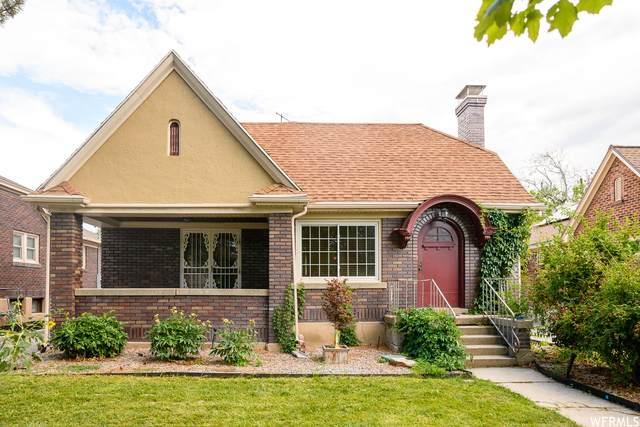 1612 E Harvard Ave, Salt Lake City, UT 84105 (#1757084) :: Exit Realty Success