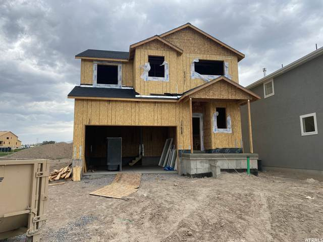 171 N Concord View Way, Saratoga Springs, UT 84045 (#1757098) :: C4 Real Estate Team