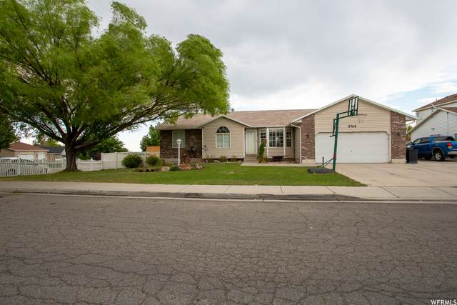 5704 W Hunter Hollow Dr, West Valley City, UT 84128 (#1757101) :: Powder Mountain Realty