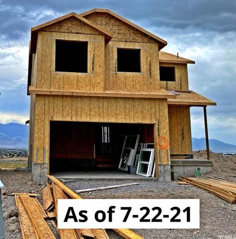 178 N Concord View Way, Saratoga Springs, UT 84045 (#1757110) :: Powder Mountain Realty