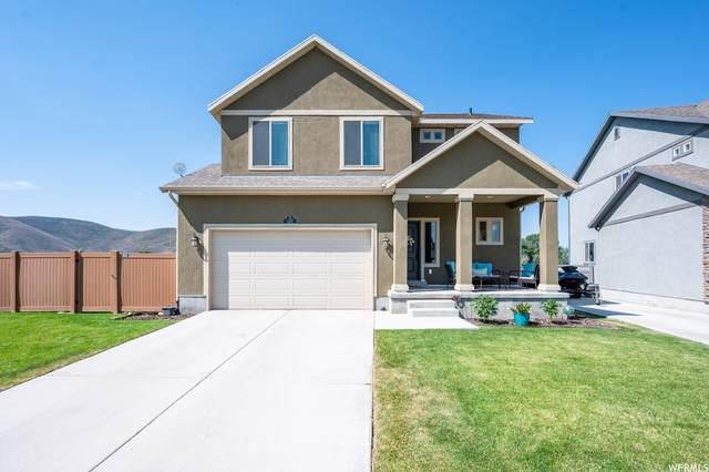 120 E 2200 S, Heber City, UT 84032 (#1757126) :: Berkshire Hathaway HomeServices Elite Real Estate