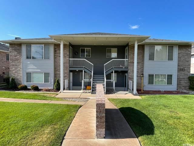380 W 4900 S #10, Washington Terrace, UT 84405 (#1757147) :: Powder Mountain Realty