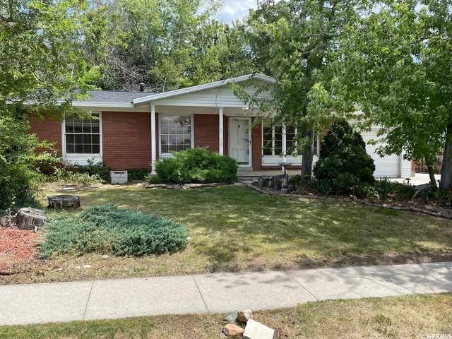 6525 S 2600 E, Cottonwood Heights, UT 84121 (#1757170) :: Utah Real Estate