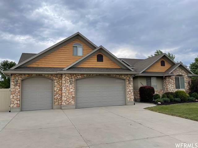 13957 S Curry Peak Cir, Herriman, UT 84096 (#1757171) :: Utah Real Estate