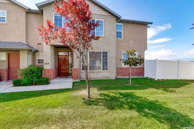 264 N Birmingham Ln W, North Salt Lake, UT 84054 (#1757176) :: Utah Real Estate