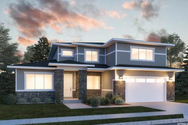 257 W Thistle Dr E2-11, Saratoga Springs, UT 84045 (#1757182) :: Bustos Real Estate | Keller Williams Utah Realtors