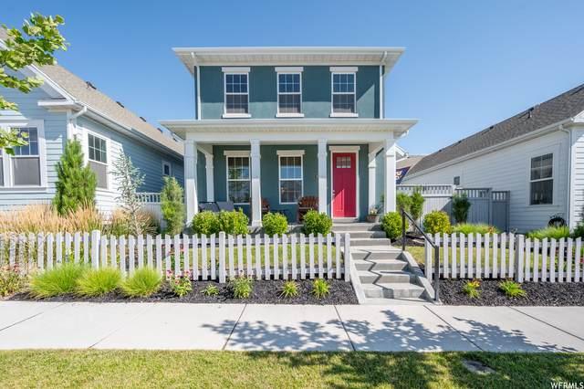 6328 W W Lake Ave S, South Jordan, UT 84009 (#1757189) :: Utah Real Estate