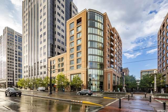 45 W South Temple #301, Salt Lake City, UT 84101 (MLS #1757207) :: Lawson Real Estate Team - Engel & Völkers