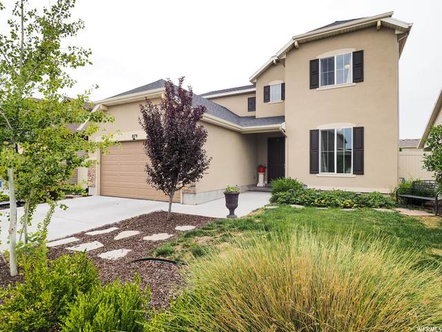 879 W Hexham Dr N, North Salt Lake, UT 84054 (#1757208) :: Utah Real Estate