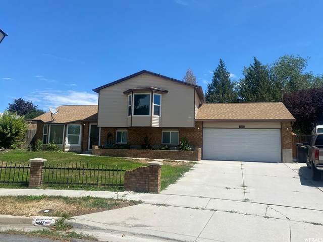 6337 S Coybrook Dr W, West Jordan, UT 84084 (#1757209) :: Berkshire Hathaway HomeServices Elite Real Estate