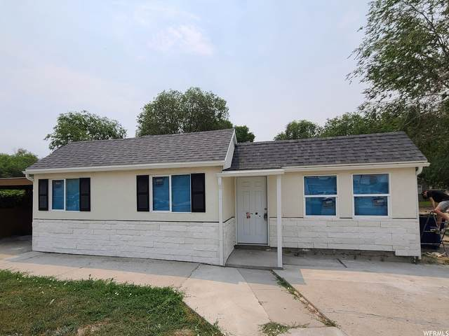 1685 W Whitlock Ave, West Valley City, UT 84119 (#1757219) :: Red Sign Team